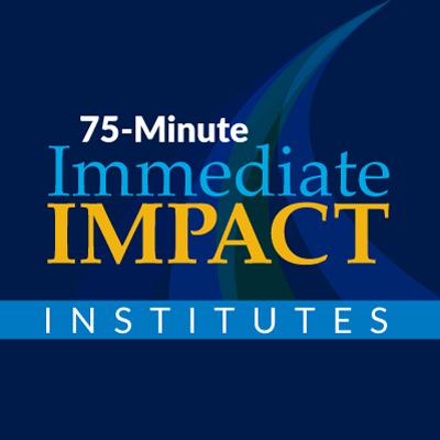 5-Minute Immediate Impact Institutes  Logo
